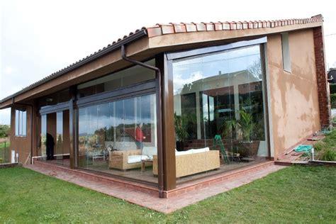 foto cierres de terrazas en asturias de construcciones