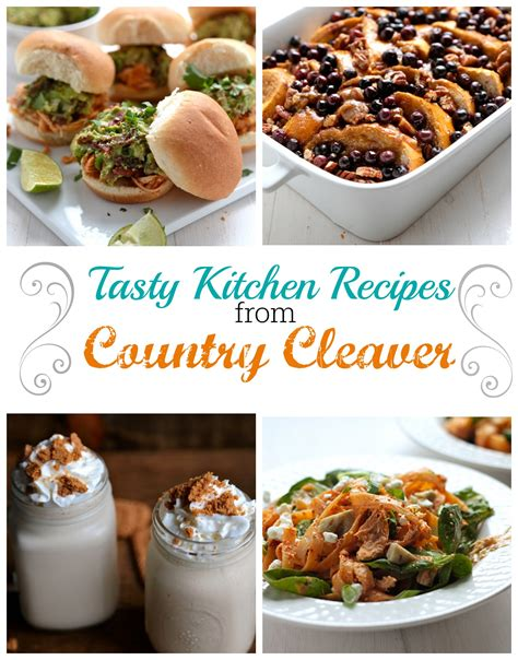 country kitchen recipes visit me at tasty kitchen country cleaver 2868