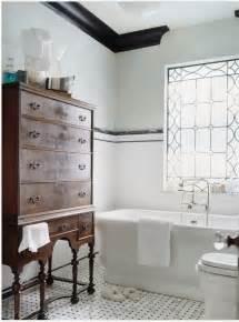 bathroom ideas vintage 26 refined décor ideas for a vintage bathroom digsdigs