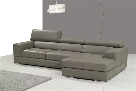 grey leather chaise sofa gray leather sectional couch couch sofa ideas interior