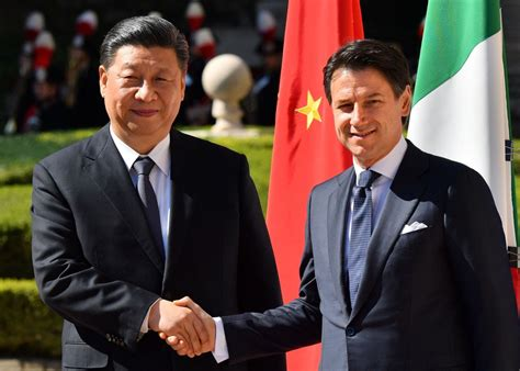 Chinese president xi jinping and italian prime minister giuseppe conte hold talks in rome, italy, march 23, 2019. Mastrangelo: Answers to Italy's Complex Coronavirus ...