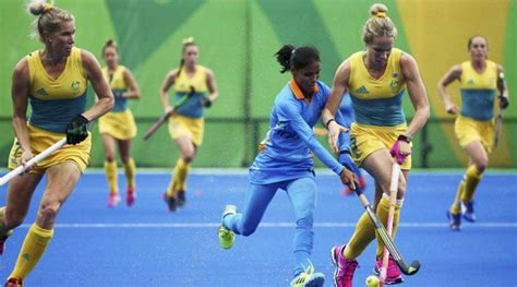 India women's hockey team loses 1-6 against Australia at ...
