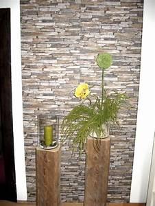 schoner wohnen mit tapeten roomidocom With balkon teppich mit tapete glööckler 52525
