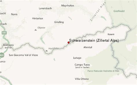 Schwarzenstein (zillertal Alps) Mountain Information