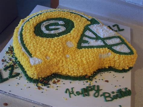packers cake ideas  pinterest green bay