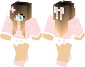 Baby Girl Minecraft Skins Pe
