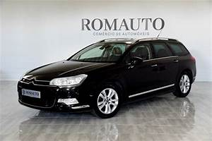 Citroen C5 Tourer 2 0 Hdi Exclusive 133g  163cv   5p