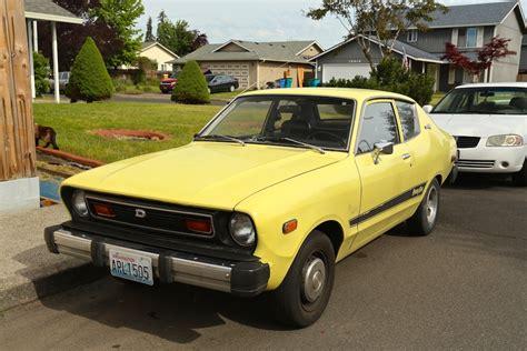Datsun B210 Honey Bee by Parked Cars 1977 Datsun Honey Bee B210
