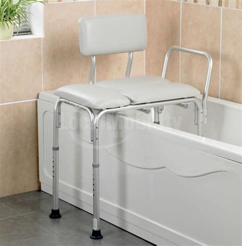 bath transfer bench homecraft transfer bath bench local mobility