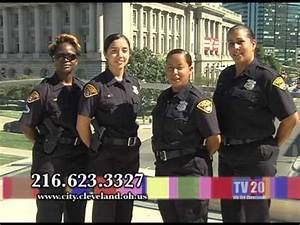 Cleveland Division of Police Recruitment PSA 2016d - YouTube