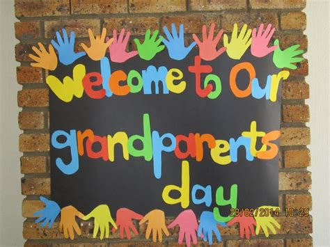 25+ Best Ideas About Grandparents Day Crafts On Pinterest