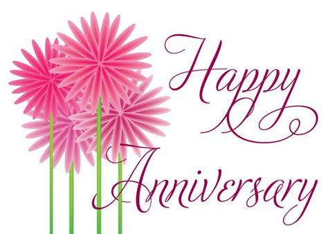 3d Happy Anniversary by Cool Happy Anniversary Pink Flower Happy Anniversary 1948