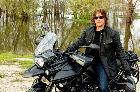 8 Things We Learned About Norman Reedus From His Amc