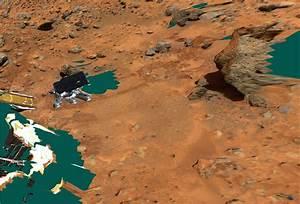 마스 패스파인더(Mars Pathfinder) Plan : 화성(NASA)-1996.12.4 : 네이버 블로그