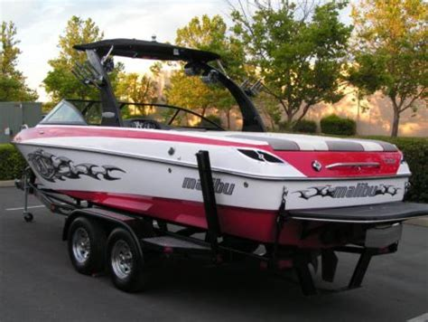 Malibu Boats For Sale Los Angeles by 2006 Malibu Wakesetter 23 Lsv Power Boat For Sale In Los