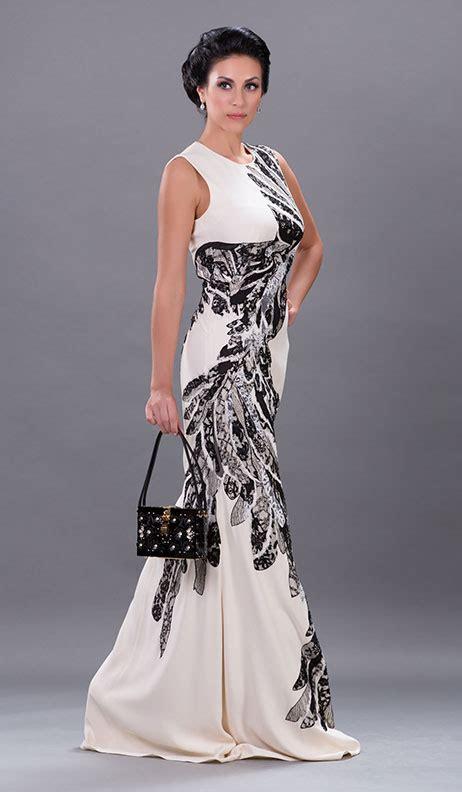 lace dress ivory peacock mcqueen dress sw one fashion dubai