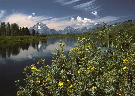 Grand Teton National Park Usa Amazing Places