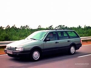 Volkswagen Passat Variant Specs - 1988  1989  1990  1991  1992  1993