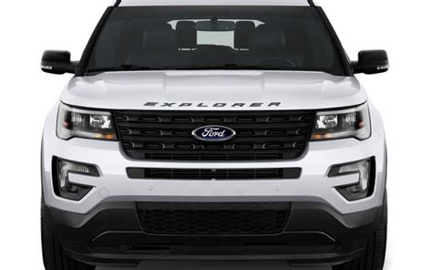 ford explorer hybrid mpg release date redesign price