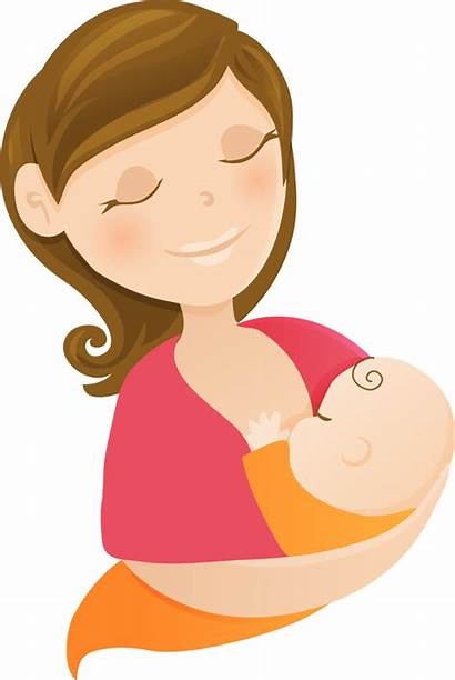Breastfeeding Mother Clipart Breast Transparent Milk Feeding