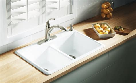 kitchen sink materials compared planning to refashion your kitchen 6 types of kitchen