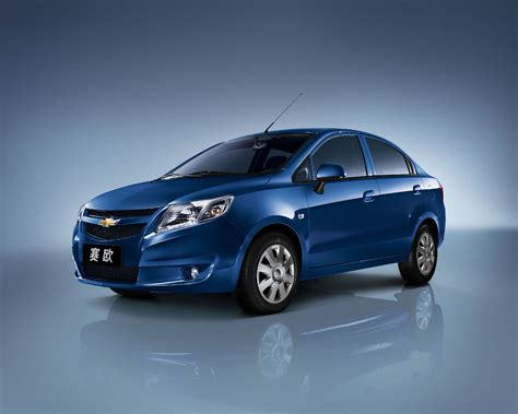 2010 Chevrolet New Sail Launched Autoevolution