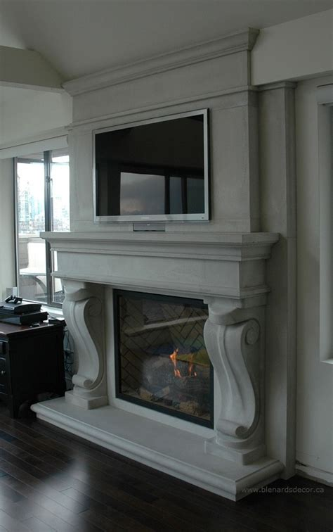 fireplace mantels fireplace mantels surrounds in vancouver bc by blenard 39 s