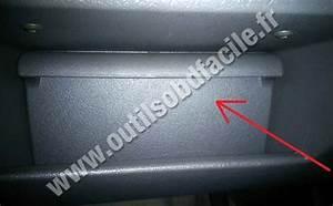 Obd2 Connector Location In Volkswagen Polo  1997
