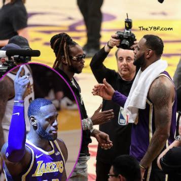 KING ISH: LeBron James Passes His Idol Michael Jordan On ...