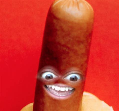 Hot Dog Face Snapchat Lens Filter