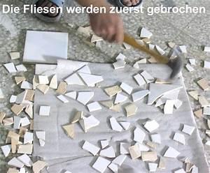 Mosaik Selbst Gestalten : mosaiktisch selber machen landhaus blog mosaiktisch ~ Articles-book.com Haus und Dekorationen