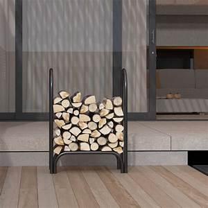 28, Inch, Indoor, Outdoor, Firewood, Shelter, Log, Rack