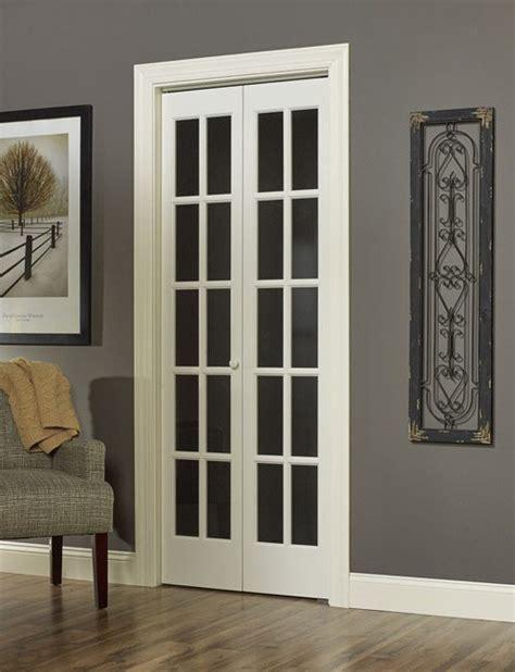 interior french glass bifold door