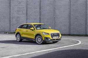 Audi Q2 Tfsi : new 187bhp audi q2 tfsi quattro arrives to top the range evo ~ Medecine-chirurgie-esthetiques.com Avis de Voitures