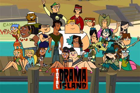 Friki100 Total Drama Island Serie De Culto