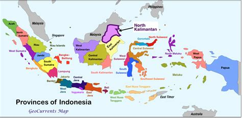geocurrents maps  indonesia geocurrents