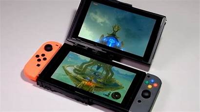 Nintendo Switch Ds Flip 3ds Grip Random