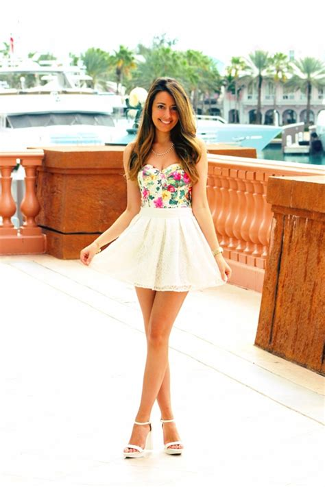 40 Must Try Skirt Outfits for summer 2016 - Buzz 2018