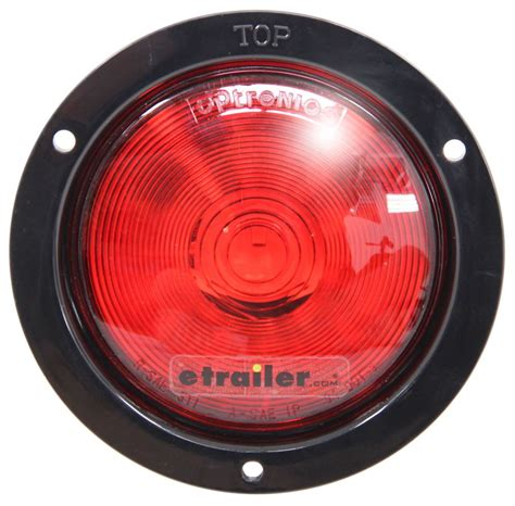 led trailer lights one led trailer light stop turn