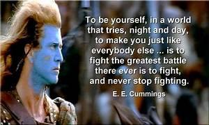 Braveheart | Braveheart quotes, Famous movie quotes, Movie ...