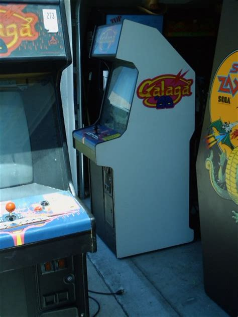 galaga arcade cabinet kit was galaga 88 a kit or did it a dedicated cab