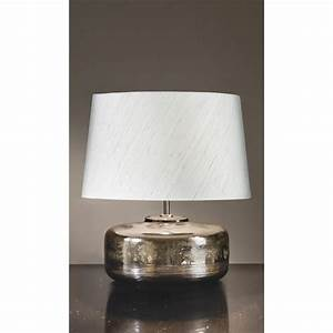 silver turquoise ceramic table lamp with shade With silver ceramic floor lamp