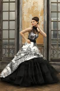 black wedding dresses 2015 wedding dress trends black fashion fuz