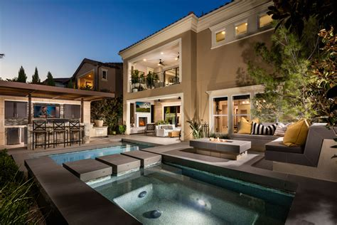 bella vista  porter ranch bluffs collection