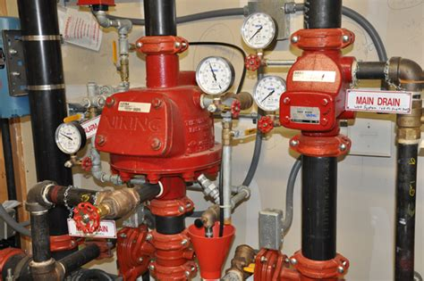 viking model   dry pipe valve al fire protection