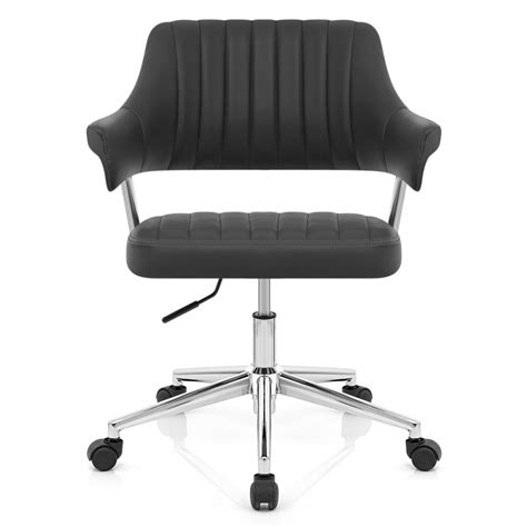 chaise bureau cuir chaise de bureau skyline faux cuir
