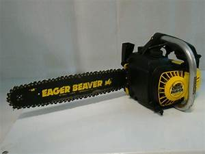 Eager Beaver 2 0 Chainsaw Parts Diagram