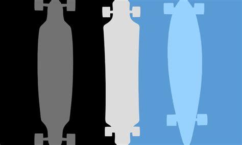 Styles Of Longboard Decks by Image Gallery Longboard Styles