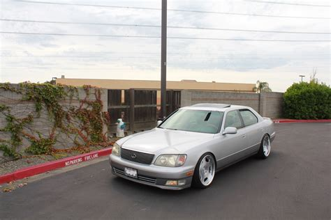 lexus ls400 modified lexus ls 400 custom wheels leon hardiritt ritter 19x10 0