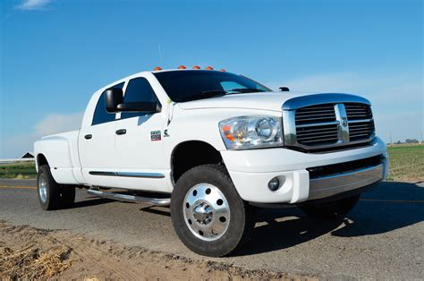 2008 Dodge Ram 3500 Reviews And Rating  Motor Trend